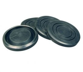 BH-7232-93F-4 ref B2208-x Rubber Pad Fabric Reinforced for Challenger Lifts