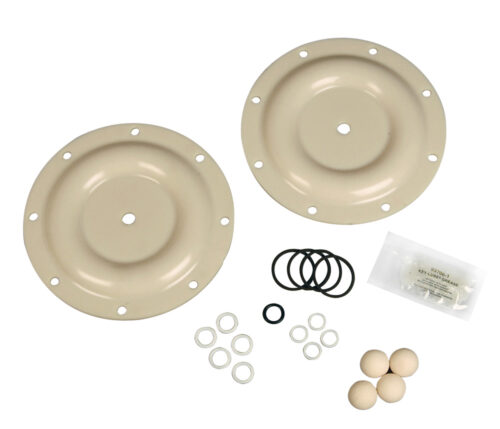 "BL-2100-041 ref 637119-C9-C Diaphragm Pump Repair Kit for ARO 1"" and 1-1/2"" Hytrel"