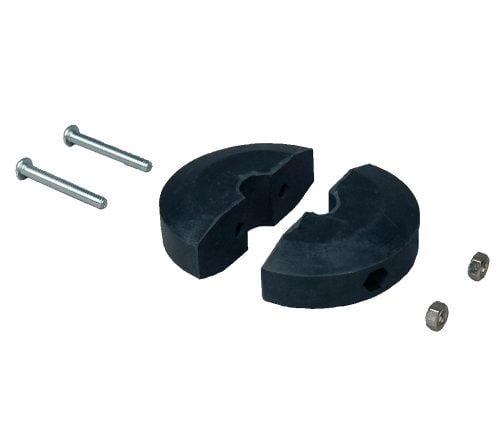 """BP-1526L ref 85517 Wide Style Hose Stop for 1/2"""" ID Hose Large OD Lincoln Style"""