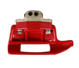 BW-4010-06K Nylon Mount Demount Head Conversion Kit with Red Head