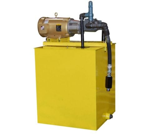 SV-61-1 Hydraulic Power Unit for In-Ground Auto Lift
