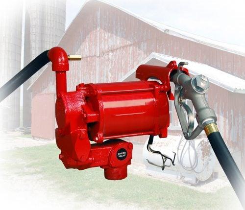 SVI William Douglas WD73D-HN Diesel Fuel Transfer Pump, Replacement for Gasboy 70 Series