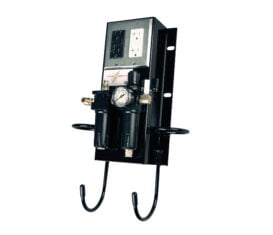 BH-7070-K Power Station Air Electric Utility Box for 2-Post Automotive Lifts Car Lifts or Wall Mount CNC Machining Centers, Machine Tools, and More