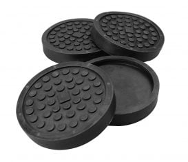 BH-7150-02-4 ref 9001-x Rubber Arm Pads for ALM Lifts