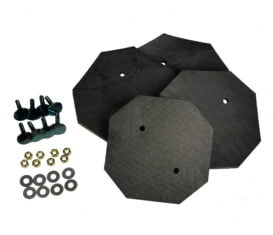 BH-7225-01K 11052-X Heavy Duty Rubber Arm Pad Kit for Auto Lifts