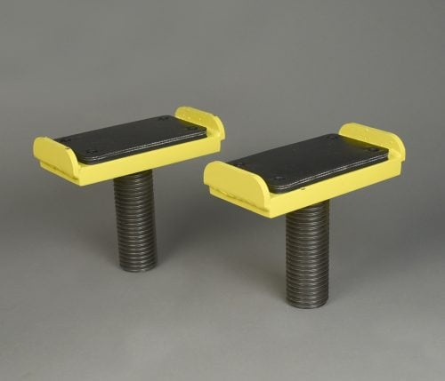 """BH-7237-95GMT 5"""" Adapter Base and Pad for Forward Lift DPO15"""