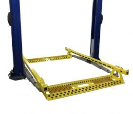BH-7356-00 HSR Turf Rail Tray Utility Tray Attachments for 2-Post Lifts