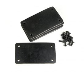 BH-7542-75P-4 4-Pack Rubber Pad for GM Truck Adapters GMT Wide Style