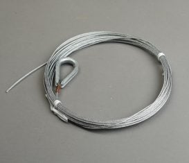 BH-7793-43 ref 1-2058 Safety Release Cable for Wheeltronic Lifts