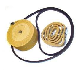 RELS RM-11480 Brake Lathe Silencer Set