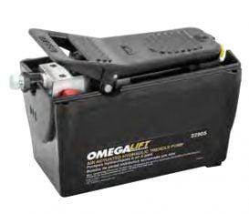 SF-22905 2.1 Quart 10,000 PSI Omega Turbo Air Hydraulic Pump