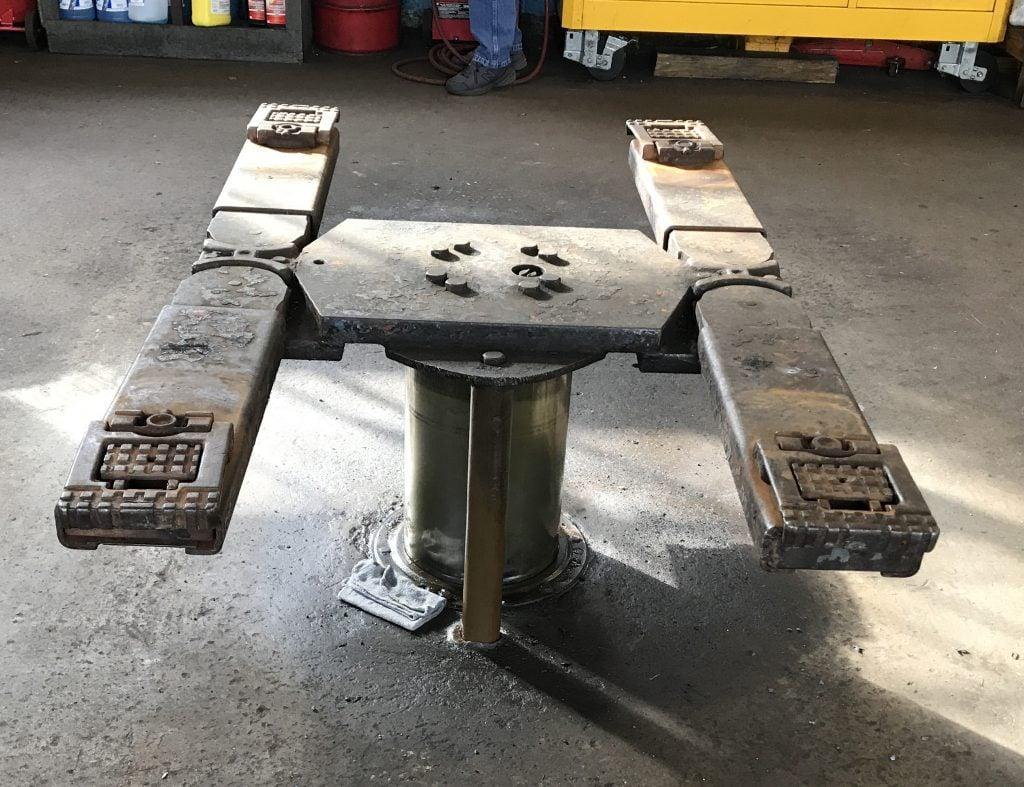 weaver lift parts