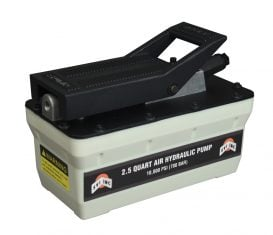 AME-98251 10000 PSI Air / Hydraulic Pump 2.5 quart, ref 15905