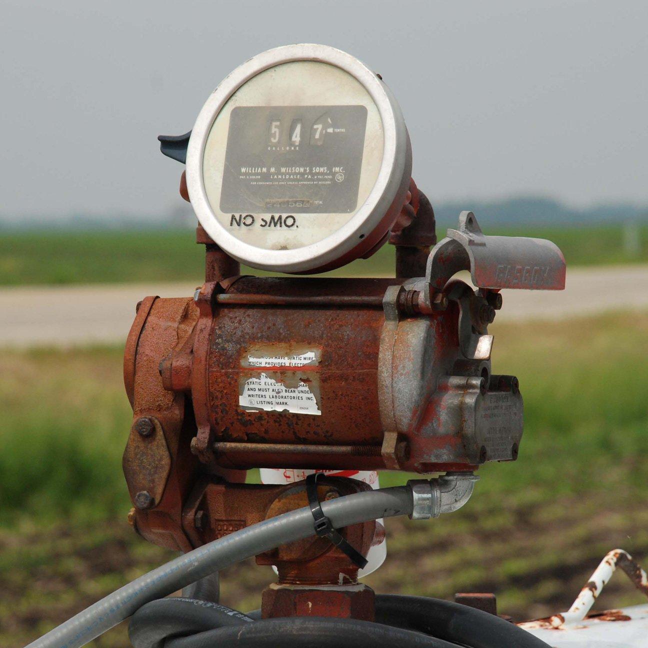 Gasboy Consumer Series Pumps   SVI International, Inc