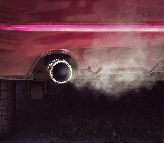 Exhaust Removal for Automotive Shops