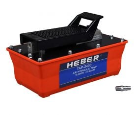 BH-7011-25 Heber Air Hydraulic Pump 10,000 psi 2.5 Quart