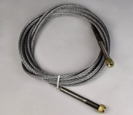 BH-7100-28 ref 82458 Cable for Ammco Ben Pearson QLR-2000