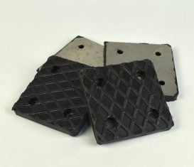 BH-7214-02-4 ref 50509901x Rubber Arm Pad KIT for Benwil Lifts