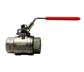 FK-292T Series Stainless Steel Ball Valves