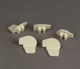BW-4010-09-5 ref RP11-8-11100303S Protective Plastic Insert for Hunter Corghi Sice Mondolfo Ferro 5 pack