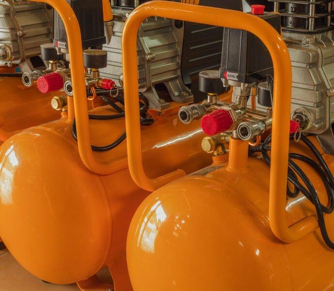 how to repair an air compressor