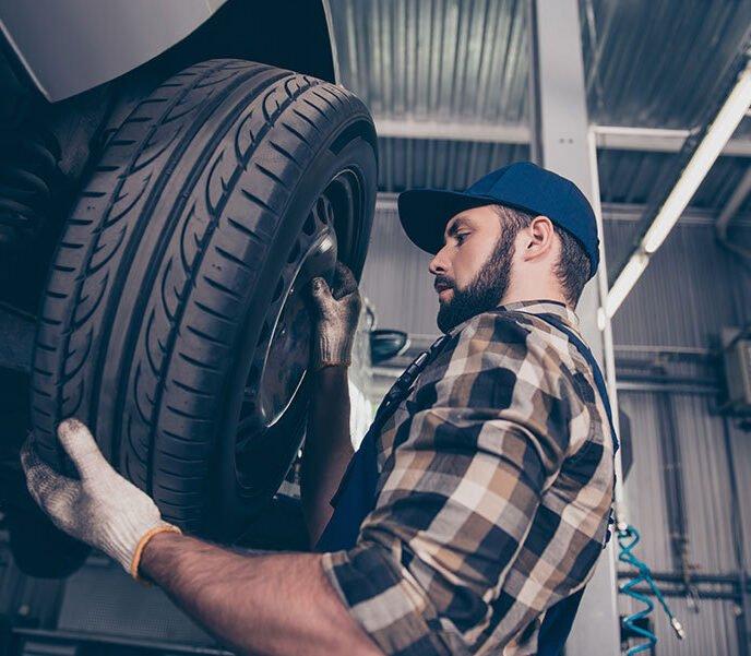 tire changer parts