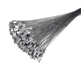 "BP-1468AV-10 Aluminum Wire Seal Meter Seal 10"" Long Wire"